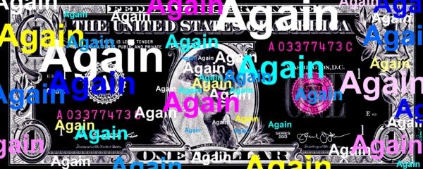 dollar again noir NEGATIF SITE INTERNET